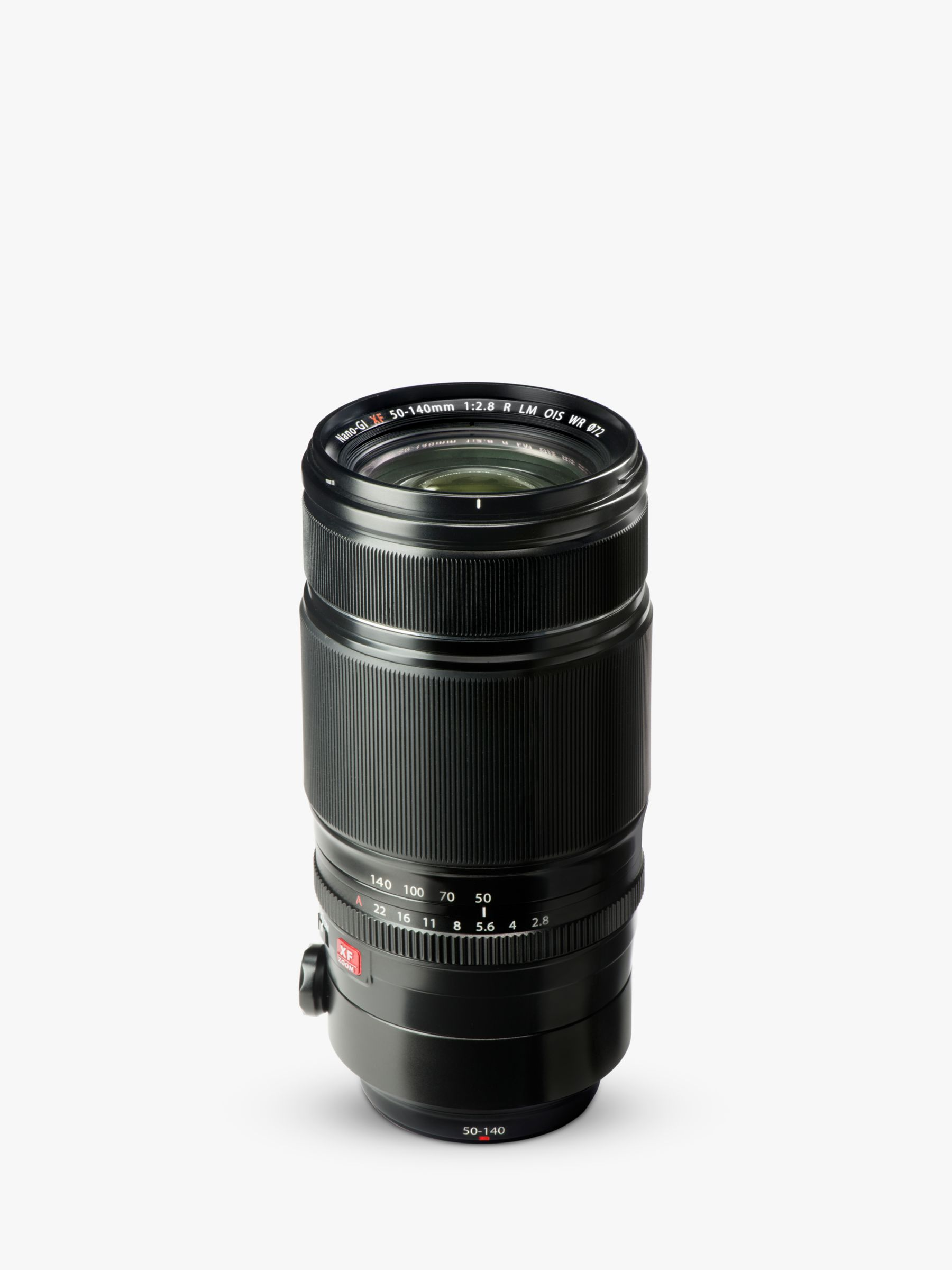 Image of Fujifilm XF50140mm F28 R LM OIS WR Telephoto Lens