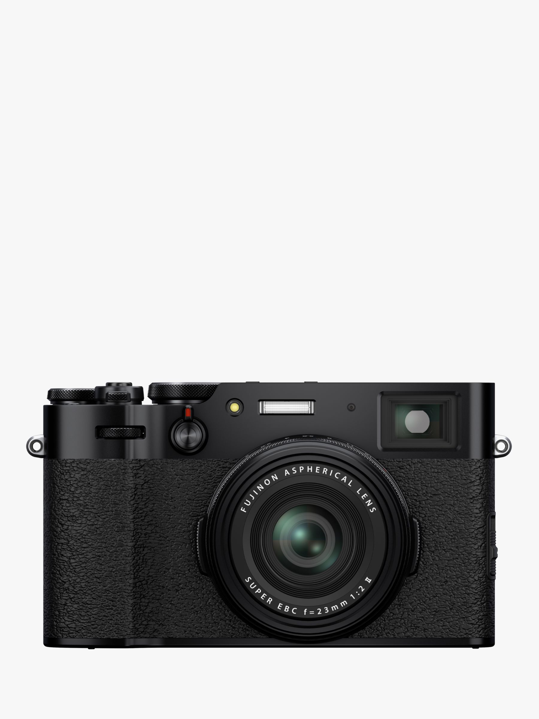 Image of Fujifilm X100V Digital Compact Camera with 23mm Lens 4K Ultra HD 261MP WiFi Bluetooth Hybrid EVFOVF 3 Tiltable Touch Screen